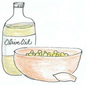 recipes - oil 1