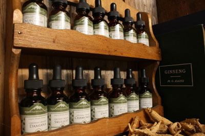 tincture-display