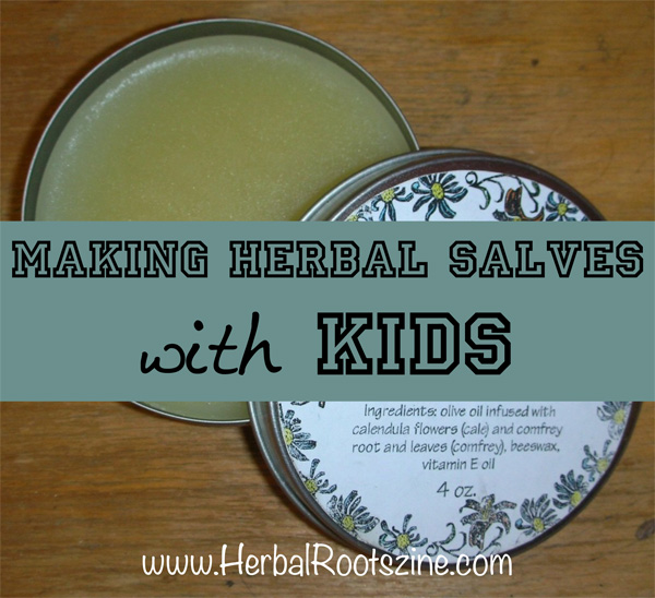 making-herbal-salves-with-kids